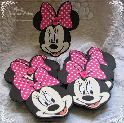 Invitaciones Minnie Mouse Cumplea 241 Os Minnie Para M 225 S