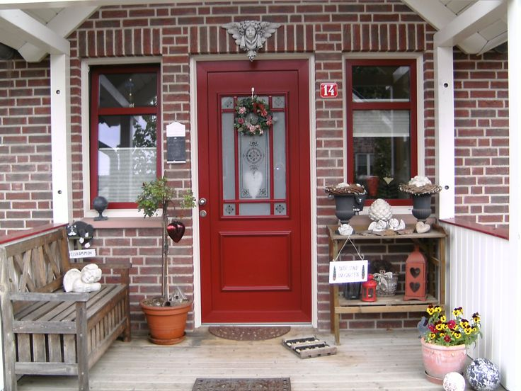 Eingangsbereich - Wohnen und Garten Foto