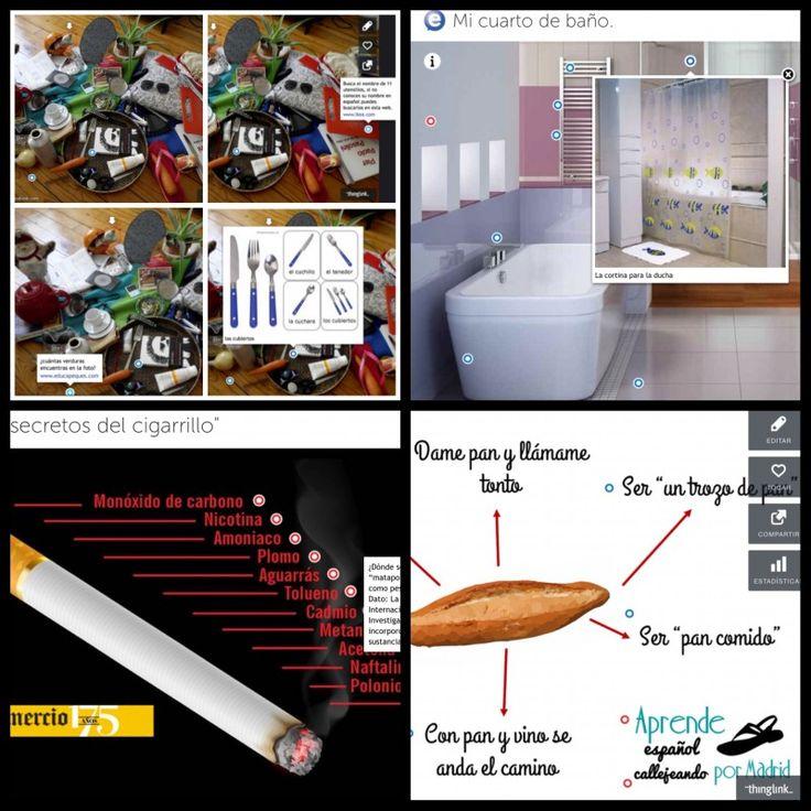 Entrada en el blog sobre el uso de las imágenes interactivas. www.educaglobal.es