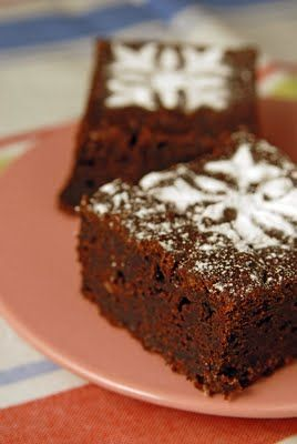 The Spotted Sparrow: Vegan-Friendly Zucchini Brownies--no weird ingredients!