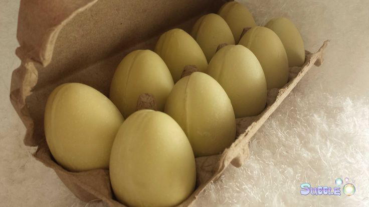 Castile Soap Eggs Handmade Natural Soap http://subble.ecwid.com/ https://www.facebook.com/subblesoap