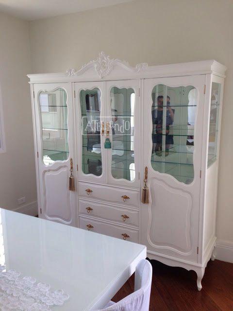 Ateliando - Customização de móveis antigos: Integrando ambientes com estilo!