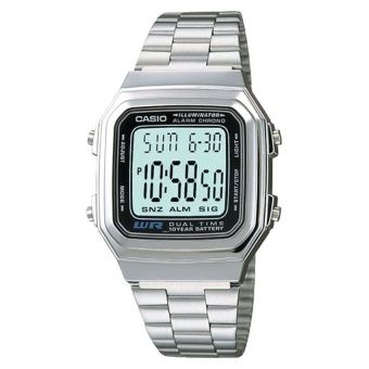 Buy Casio Digital Watch A178WA-1A online at Lazada Singapore. Discount prices and promotional sale on all Fashion. Free Shipping.