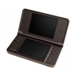 Nintendo DSi XL Dark Brown Handheld System w/ Charger