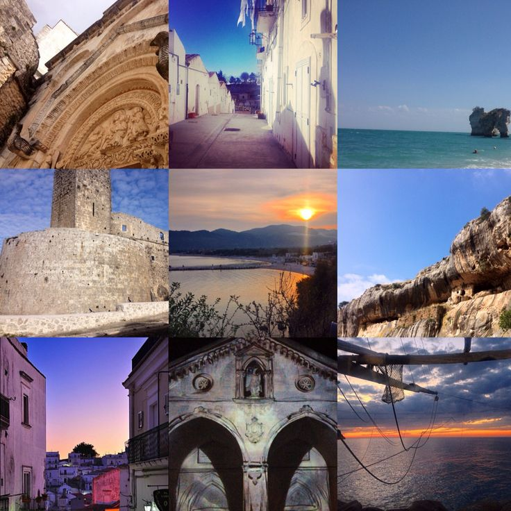 #Montesantangelo  #Gargano #visitPuglia