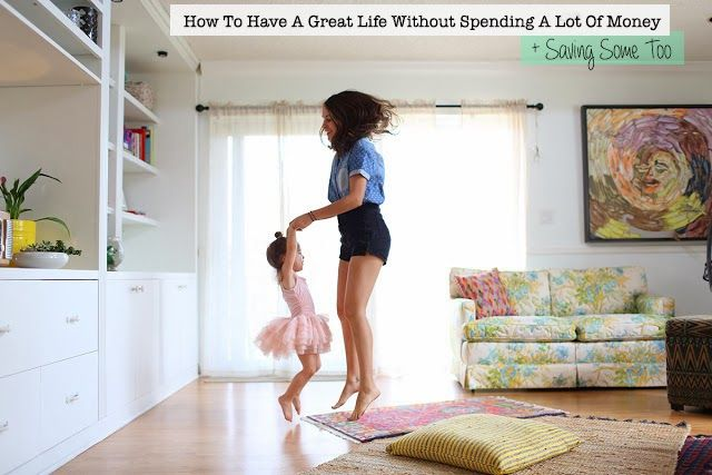 ohdeardrea: How To Have A Great Life Without Spending A Lot Of Money + Saving Some Too