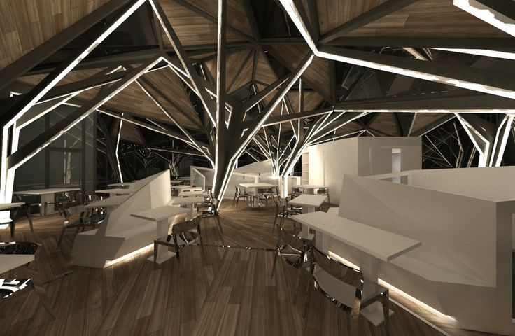 Unique interior ceiling design ceilings ceiling clouds for Unique interiors