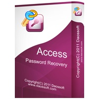 25% Off - Daossoft Access Password Recovery. Access Password Recovery can instantly recover access password in seconds. Click to get Coupon Code.