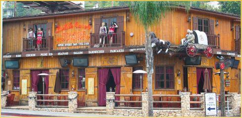 Sunset Strip | Saddle Ranch Chop House | Steaks - Bulls - Rock N' Roll | TheSaddleRanch.com
