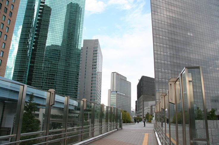 Tokyo Excess: Shiodome Megaplex