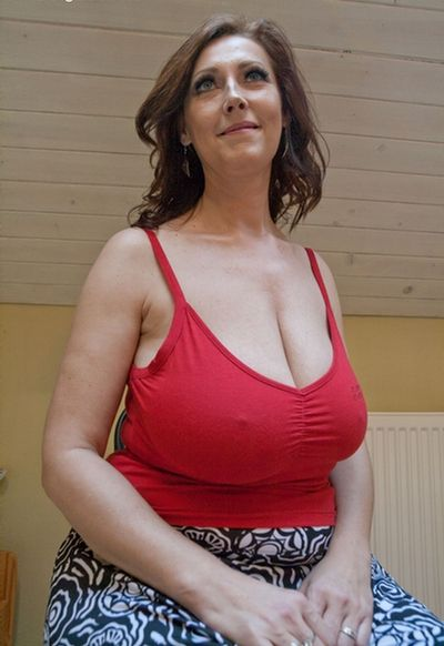State affairs Mature busty sof sweater that