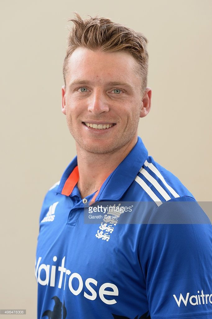 Jos Buttler of England poses for a portrait at Zayed Cricket Stadium on November 10, 2015 in Abu Dhabi, United Arab Emirates.