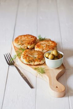 Tuna & Potato Fishcakes at Cooking Melangery #lunch, #tuna, #party