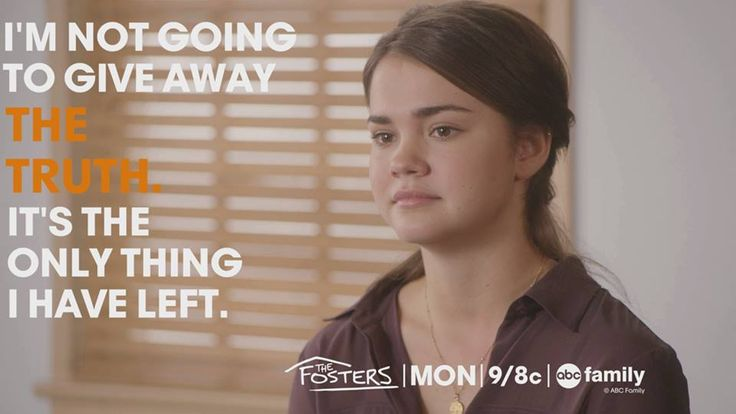 The Fosters ABC Family | Season 1, Episode 10 I Do | Quotes