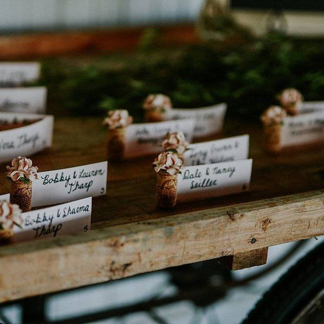 Easy Diy Wine Cork Place Card Holders In 2019 Place Card