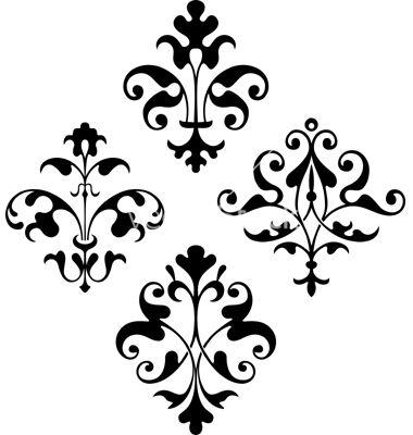 Elegant design element vector   Fall-ow your Heart   Pinterest