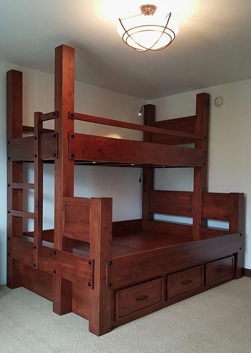 Dazzling Thing Bunkbedswithdesk Bunk Beds With Stairs Wooden