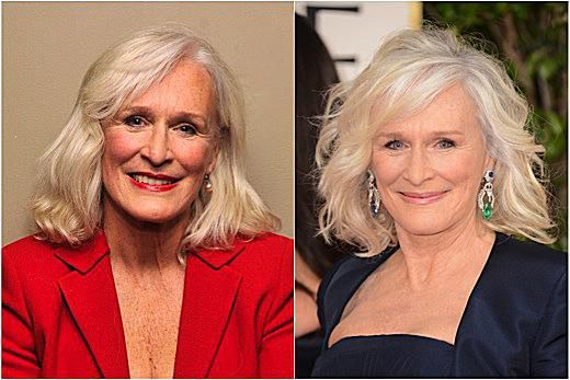 In this photo gallery, see 20 gorgeous medium-length hairstyles for women over 50 including long bobs, curly hair, waves and pin straight cuts.