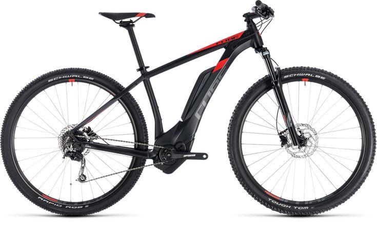 Cube Reaction Hybrid ONE 500 blackn red 27,5 Zoll Modell 2018   E-Bikes MTB   Elektro-Räder / Pedelecs   Fahrräder   LinkRadQuadrat GmbH