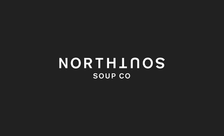 A lovely piece of brand packaging from Accept & Proceed for the NorthSouth Soup Co. Be sure to check out some of their other work too as they have refreshed the site for 2015.