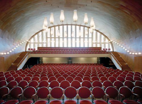 Hans Asplund - Civic Hall, Eslöv 1957. Photos (C) Åke E:son...
