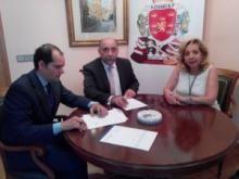 Noticias | Club AJE Legitec y el Colegio de Abogados de Murcia firman un acuerdo de colaboración en materia de protección de datos