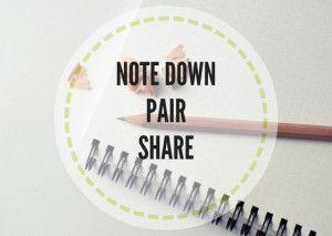 NOTE-DOWNPAIRSHARELISTENING-AND-SPEAKING-ACTIVITY