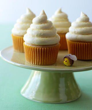 Lemon Honey Cupcakes Cupcakes Pinterest Cupcakes Desserts