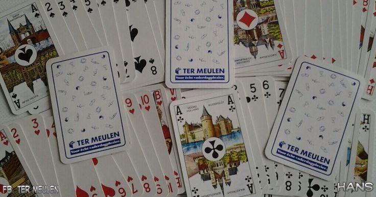 Potje kaarten ?
