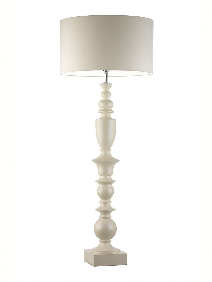 Oscar Table Lamp - Ivory White