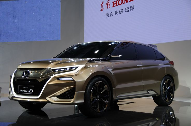 Honda Will Launch The New UR-V Flagship SUV Model For China With Honda aiming towards widening the SUV's range in China, a new pilot SUV model, dubbed UR-V, will soon be launched exclusively on this marketplace. The new model will be presented at the Beijing Auto Show and will be available to be bought in 2016's fourth trimester.The new UR-V model is...