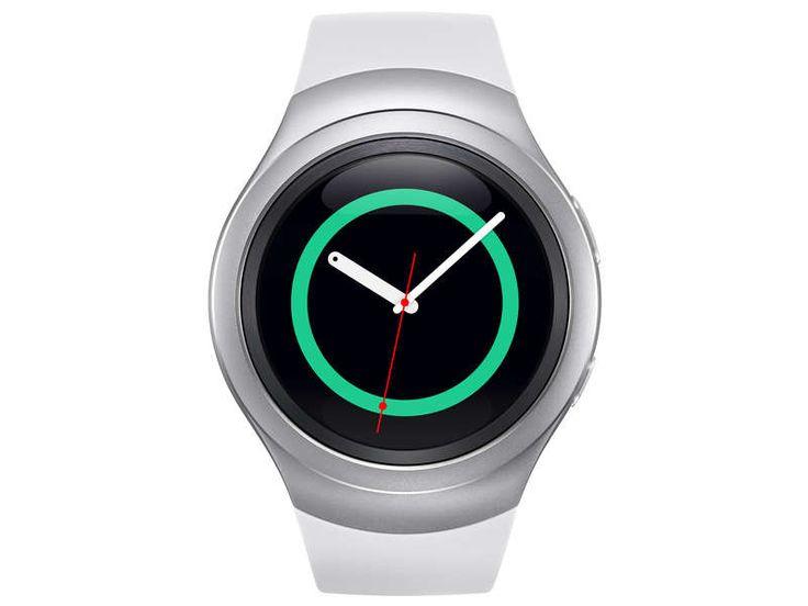 Montre connectée Samsung Gear S2 sport blanche prix promo Montre connectée Conforama 349.00 €