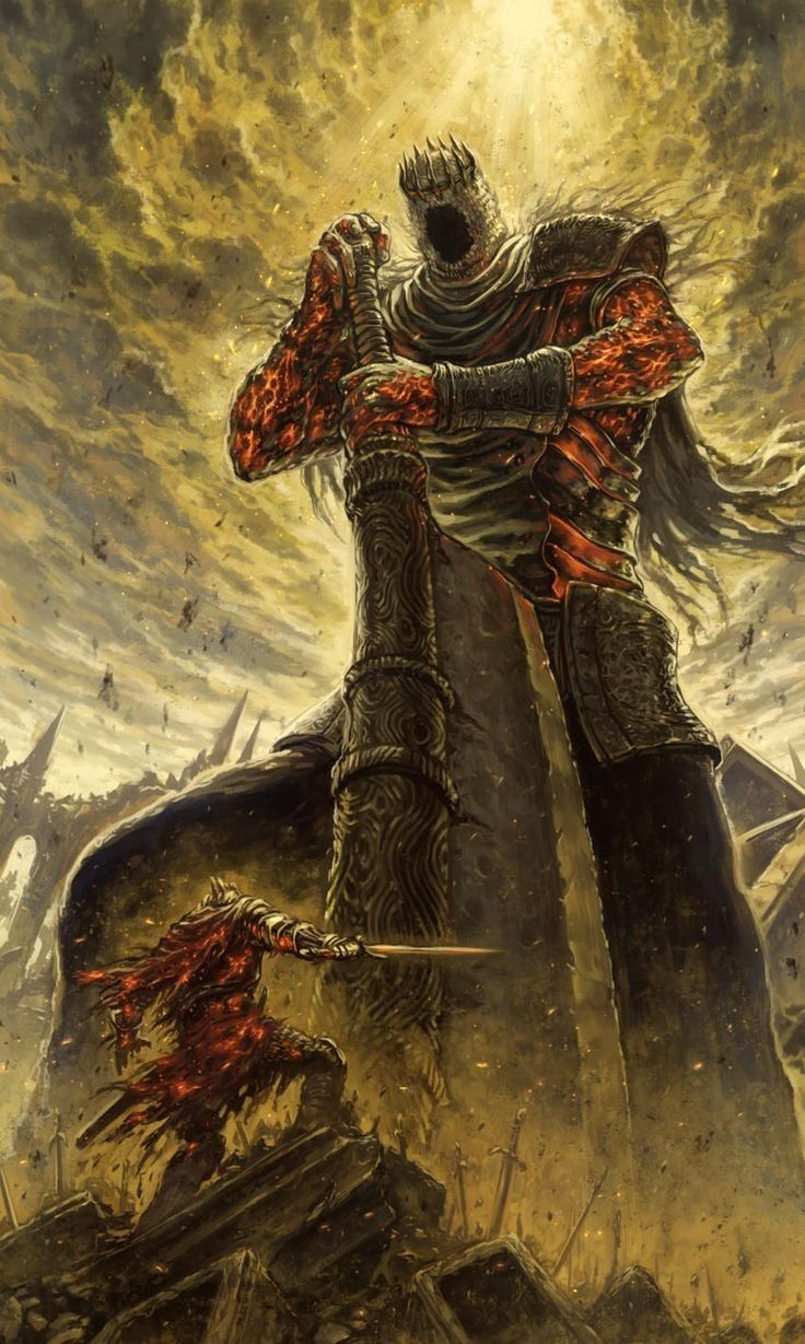 Yorm el gigante Dark souls art, Dark souls wallpaper