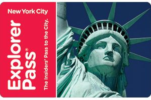 Save up to 50% off top attractions with a New York City Explorer Pass®. Admission to top attractions for one low price. Free Instant Delivery.