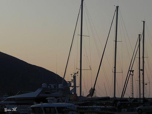 Sunset - Porto Favignana #Sicily #Egadi