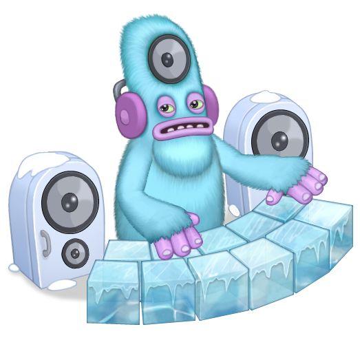 Deedge - My Singing Monsters Wiki