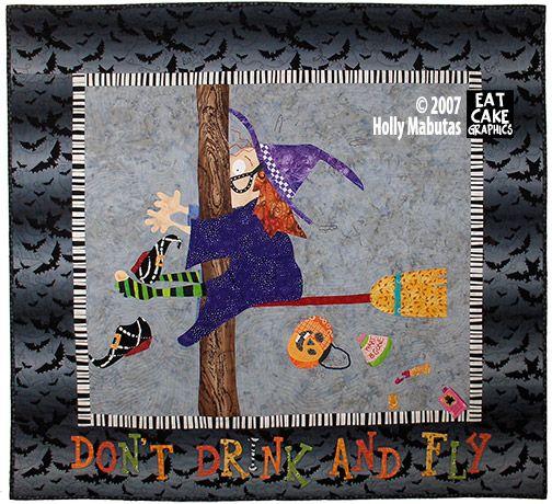 ! Sew we quilt: Halloween Raw Edge Applique