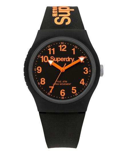 Superdry Urban Watch  Black