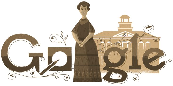 163rd anniversary of the birth of Aletta Jacobs