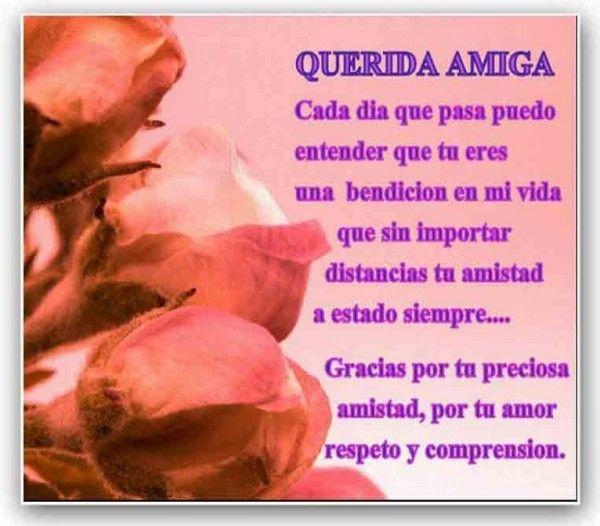 Poemas Para Una Amiga Especial Feliz Friendship