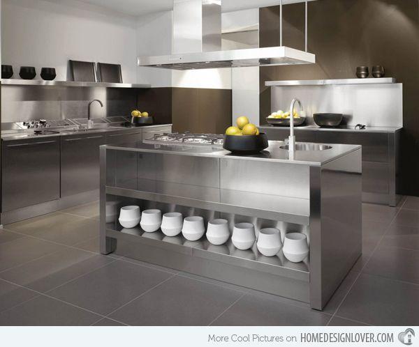Outdoorküche Mit Kühlschrank Damen : 33 besten metall bilder auf pinterest küchen küchen design und