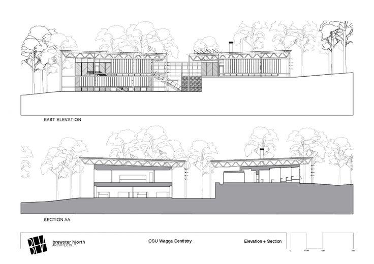 School of Dentistry for Charles Sturt University / Brewster Hjorth Architects