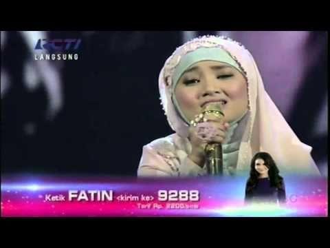 FATIN SHIDQIA - AKU MEMILIH SETIA - GRAND FINALIS - X Factor Indonesia 17 Mei 2013