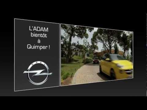 Vidéo de présentation de Auto Concept Opel à Quimper - www.air-media29.com