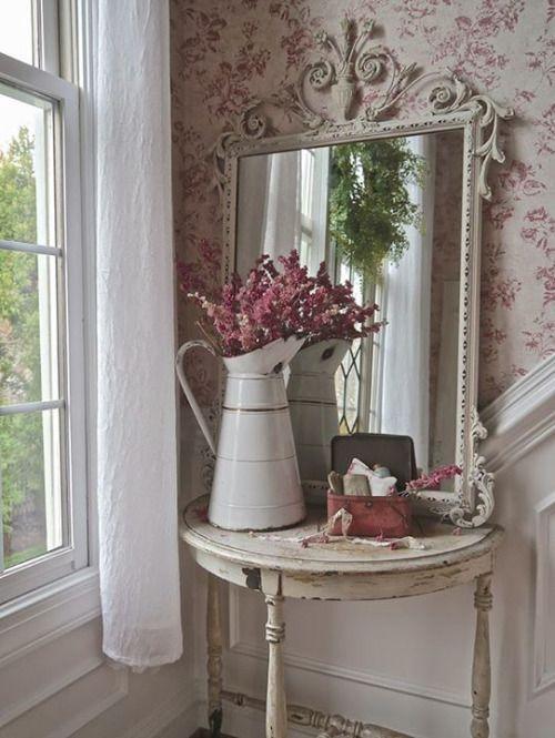 Mejores 154 im genes de decoraci n con espejos en for Decoracion con espejos antiguos