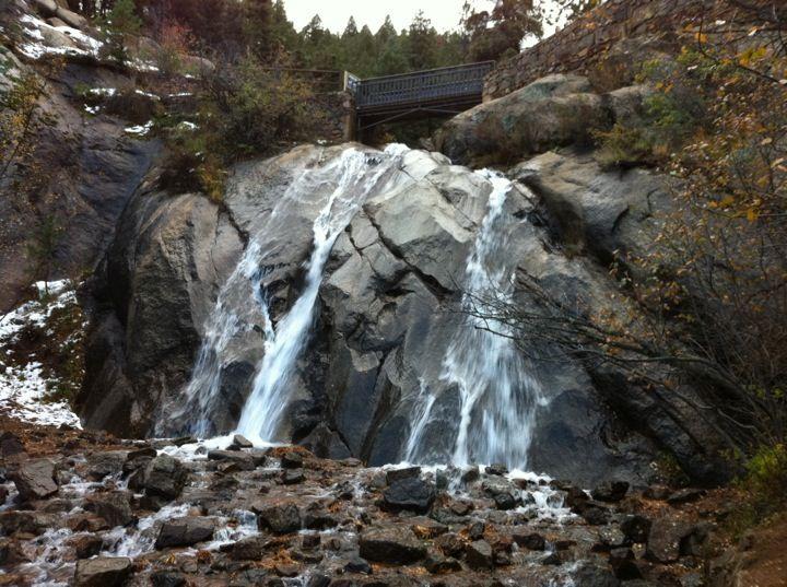 17 best waterfalls near denver co images on pinterest for Best fishing near denver