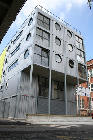 56 best images about container home design ideas on pinterest architecture container house - Container homes london ...
