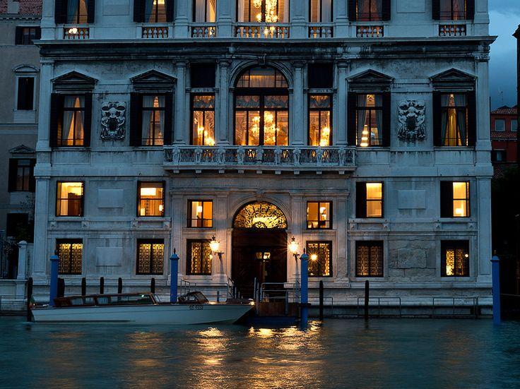 Best Over The Top Hotels Aman C Grande Hotel Venice