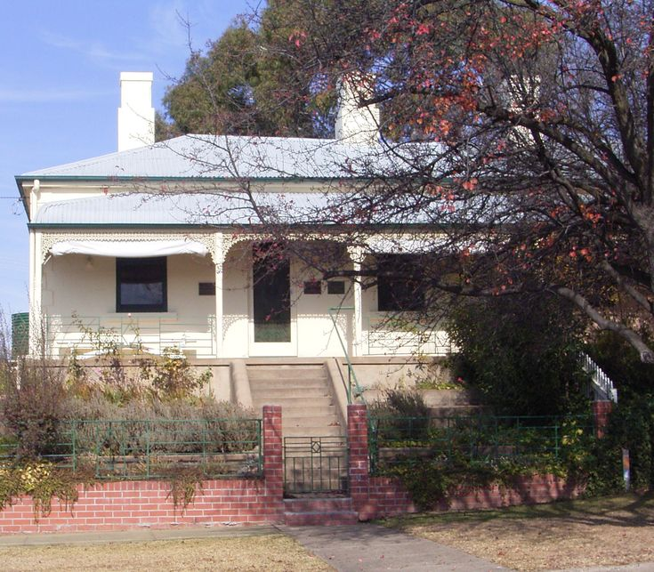 House of Ben Chifley, Busby Street, Bathurst