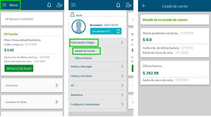 ¿Cuánto debo? - Atención al cliente - Movistar Argentina